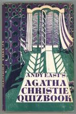Agatha Christie Quizbook by Andy East (First Edition)