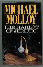 The Harlot of Jericho by Michael Molloy (First Edition)