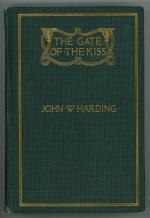 The Gate of the Kiss by Joh W. Harding (First Edition)