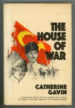 The House of War by Catherine Gavin (First Edition)