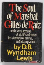 The Soul of Marshal Gilles de Raiz by D. B. Wyndham Lewis