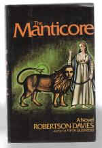 The Manticore by Robertson Davies (First Edition)