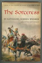 The Sorceress by Nathaniel Norsen Weinreb (First Edition)
