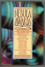 Nebula Awards 25 by Michael Bishop (editor) First Edition.