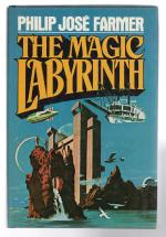 The Magic Labyrinth by Philip Jose Farmer (First Edition)