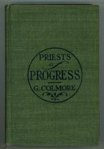 Priests of Progress by G. Colmore (First Edition)