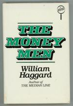 The Money Men by William Haggard (First Edition)