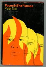 Faces in the Flames by Peter Tate (First Edition)