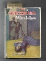 The Stretton Street Affair by William Le Queux (First Edition) Signed Presentation