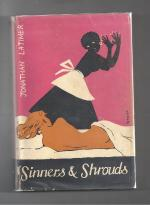 Sinners and Shrouds by Jonathan Latimer (First Edition)