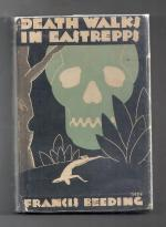 Death Walks in Eastrepps by Francis Beeding  Haycraft-Queen Cornerstone First ed