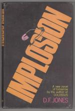 Implosion by D. F. Jones (Book Club Edition)