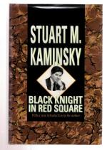 Black Knight in Red Square by Stuart M. Kaminsky (Trade Edition)