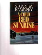 A Cold Red Sunrise by Stuart M. Kaminsky (Edgar Award Winner)