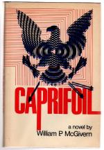 Caprifoil by William P. McGivern (First Edition)