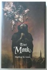 The Monk by Matthew G. Lewis (Limited Edition) Signed Copy #47