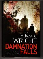 Damnation Falls by Edward Wright (First Edition) Signed