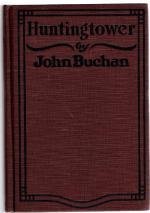 Hunting Tower by John Buchan (First Edition)