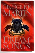 Dream- Songs by George R.R. Martin (First UK Edition) File Copy