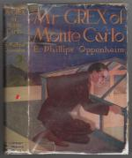Mr. Grex of Monte Carlo by E. Phillips Oppenheim