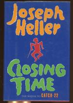Closing Time by Joseph Heller (First Edition)