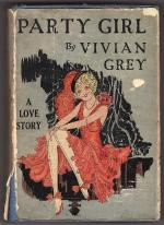 Party Girl by Vivian Grey (First Edition)