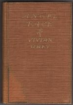 Angel Face by Vivian Grey (First Edition)