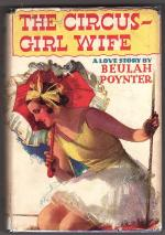 The Circus Girl Wife by Beulah Poynter (First Edition)