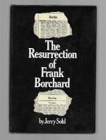 The Resurrection of Frank Borchard by Jerry Sohl (First Edition)