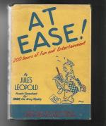 At Ease! by Jules Leopold (First Edition) Warren King Illustrator