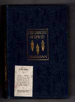 The Throne of David by J. H. Ingraham (File Copy)