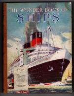 The Wonder Book of Ships (Twentieth Edition) File Copy