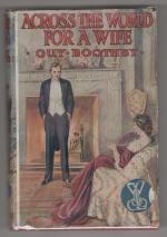Across the World for a Wife by Guy Boothby (File Copy)