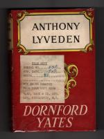 Anthony Lyveden by Dornford Yates (Ward Lock File Copy)