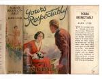 Yours Respectfully by Jane Lyle (First Edition) Ward File Copy