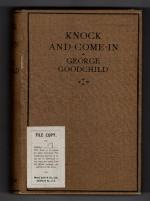 Knock and Come In by George Goodchild (File Copy)
