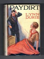 Paydirt by Lynn Durie (First Edition) File Copy