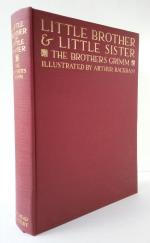 Little Brother & Little Sister by The Brothers Grimm (Arthur Rackham Art) 1st U.S.