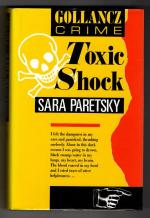 Toxic Shock by Sara Paretsky (First UK Edition) Gollancz File Copy