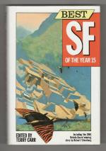 Best SF of the Year 15 by Terry Carr (Editor) Gollancz File Copy