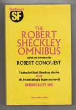 The Robert Sheckley Omnibus (First Edition) Gollancz File Copy