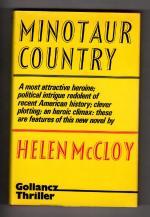 Minotaur Country by Helen McCloy (First UK Edition) Gollancz File Copy