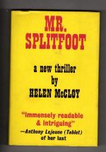 Mr. Splitfoot by Helen McCloy  (First UK Edition) Gollancz File Copy