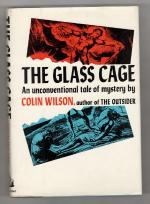 The Glass Cage by Colin Wilson (First U.S. Edition)