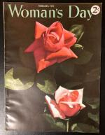 Woman's Day Feb 1945 John Kabel Cover