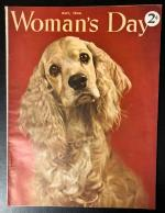 Woman's Day May 1944 Constance Bannister Cover