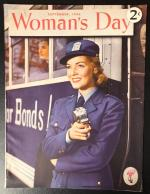Woman's Day Sep 1943 Sarra Cover