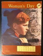 Woman's Day Feb 1938 Henry Waxman Cover