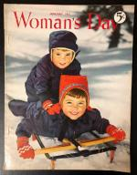 Woman's Day Jan 1951 L. Willinger Cover