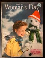 Woman's Day Jan 1949 L. Willinger Cover